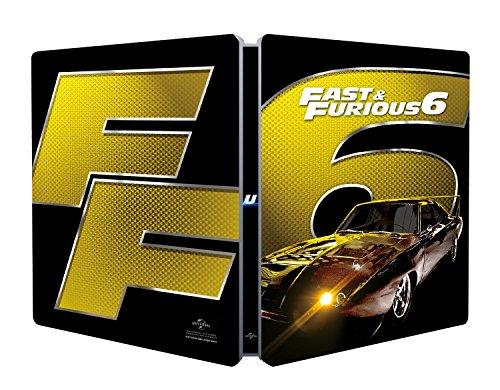 Fast & Furious 6 (Blu-Ray) (Steelbook)
