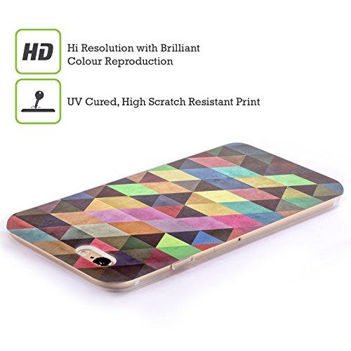 Offizielle Spires Kriechen Isometrik Soft Gel Hülle für Apple iPhone 5 / 5s / SE Multiversum