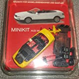 Herpa 012287-003 - Miniaturmodell - Audi 80 Cabrio