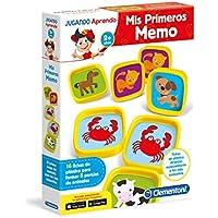 Clementoni - Baby aprende, mi Primer memo (55174.3)