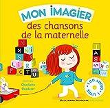 Mon imagier des chansons de la maternelle (1CD audio)