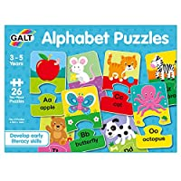 Galt Toys Alphabet Puzzles