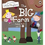 Ben and Holly's Little Kingdom: The Big Farm Picture Book and CD