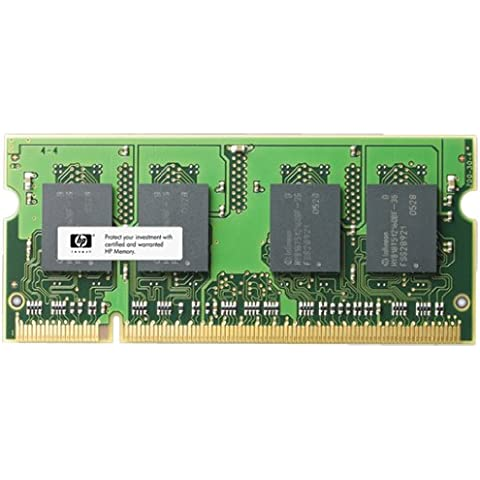 HP 4GB PC3-12800 (DDR3 1600 MHz) SO-DIMM - Memoria (4 GB, DDR3, 1600 MHz, 0 - 85 °C, -25 - 95 °C, 6.76 cm)