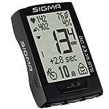 Sigma ciclocomputer 23.16 STS Set Completo Nero