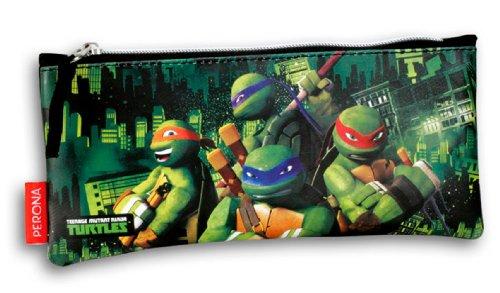 Tortugas Ninja – Portatodo Plano, 21 x 9 cm (Montichelvo 15182)