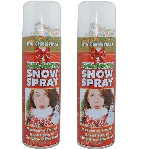 2-x-200ml-avalanche-artificial-white-christmas-xmas-snow-spray