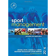 Sport Management: Principles and Applications
