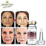 ARTISCARE Hyaluronic Six Peptides Sérum Anti-âge + Acide Hyaluronique + Vitamine Sérum Blanchissant Soins de la peau Essence