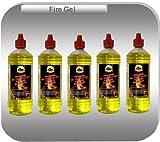 Hochleistungs Brenngel Firegel - Wählen Sie aus 5, 12, 24 Liter (klein)