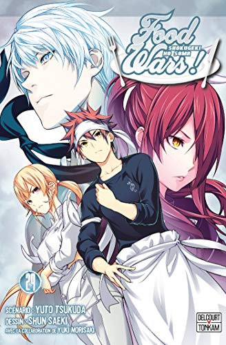 Food Wars Edition simple Tome 29