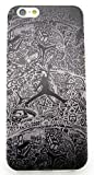Phone Tattoo Coque Silicone Souple Iphone 5 / 5s / Se : Basket Air J. Noire