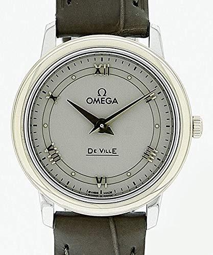 Omega de Ville Reloj De Pulsera para Mujer 424.23.27.60.09.001