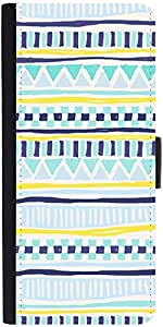 Snoogg Tribal Thorn Graphic Snap On Hard Back Leather + Pc Flip Cover Samsung...