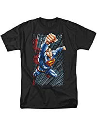 Superman - - Hommes Faster Than T-shirt