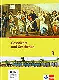 Geschichte und Geschehen 3. Ausgabe Hessen Gymnasium: Schülerbuch mit CD-ROM Klasse 8/9 (G8/G9) (Geschichte und Geschehen. Sekundarstufe I)