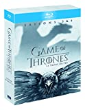 GAME OF THRONES- SAISONS 3 & 4 Blu-ray