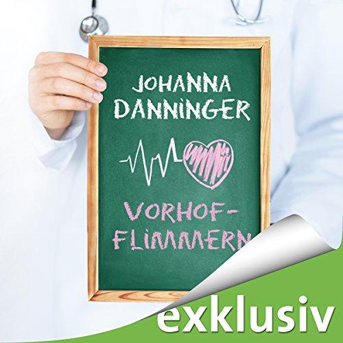 Buchseite und Rezensionen zu 'Vorhofflimmern' von Johanna Danninger
