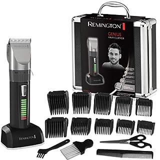 Remington Coffret Cheveux, Tondeuse Cheveux Homme, 10 Sabots, Lames Auto-Affûtées Céramique Avancée, Moteur Pro Puissant, Charge Rapide, Autonomie - HC5810 (B003WOKJLQ) | Amazon Products