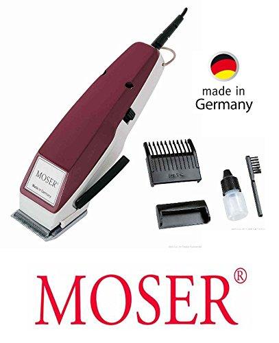 Rotschopf24 Edition: M 0 S E R Profiline Haarschneider, Profischneidsatz, neue Motor-Technik! 42224