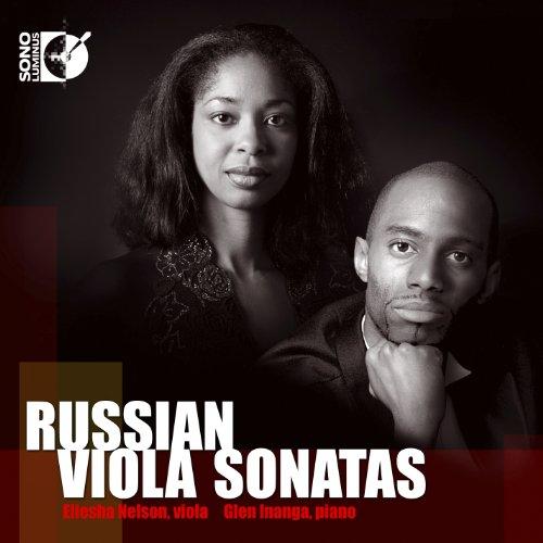 Sono Luminus (Naxos Deutschland Musik & Video Vertriebs-) Russische Bratschensonaten