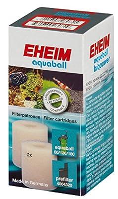 EHEIM 32618080 Cartouche Filtrante pour Aquariophilie