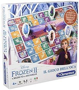 Clementoni 16179 - Juego de Mesa de Frozen 2