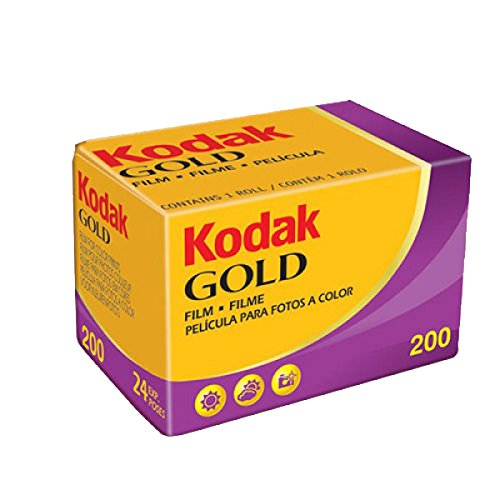 Kodak - 6033963 - Gold 200 135/24 (1x2) Film