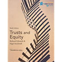 Trusts and Equity Mylawchamber Premium Pack (Foundation Studies in Law Series) by Richard Edwards (2011-06-02)
