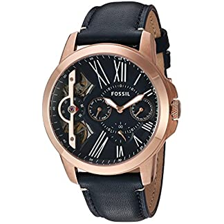 Fossil Analog Blue Dial Men's Watch – ME1162