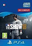 MLB The Show 18 - Standard Edition | Code Jeu PS4 - Compte français
