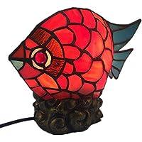 Goldfish Nachtlicht, Tischlampe Hochzeitsgeschenk Lampe Schlafzimmer Bedside Augenschutz Persönlichkeit Kreativ preisvergleich bei billige-tabletten.eu