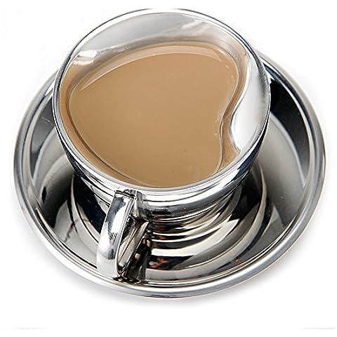 taza de café/Casa café de acero inoxidable taza del amor/ taza-A