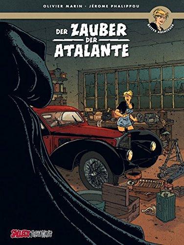 Bettys Abenteuer: Band 1: Der Zauber der Atalante (Bettys Abenteuer / Der Zauber der Atalante)