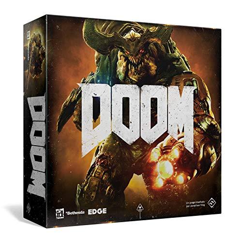 Doom juego de tablero