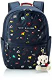 Tommy Hilfiger - Corporate Girl Backpack, Mochilas Niñas, Blau (Tommy Navy), 13x39x28 cm (B x...