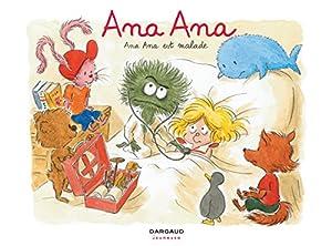 "Afficher ""Ana Ana n° 10<br /> Ana Ana est malade"""