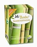 Die besten Bambus Düngemittel - McBambus Bambus Dünger mit Langzeitwirkung 3 kg Bewertungen