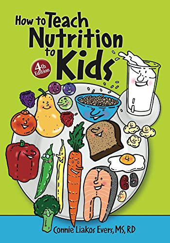 how-to-teach-nutrition-to-kids-4th-edition-english-edition