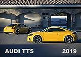 Audi TTS (Tischkalender 2019 DIN A5 quer): Der Audi TTS des Modelljahres 2015 (Monatskalender, 14 Seiten ) (CALVENDO Mobilitaet)