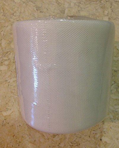 IRPot–Spule Tüll Weiß Creme 100Meter 9 (Neun Schleife)