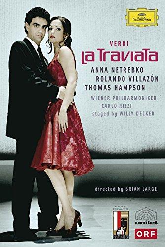 Bild von Verdi, Giuseppe - La Traviata (Anna Netrebko)