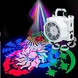 LED PAR Licht Disco PA Lichteffekte 8 RGB Stroboskop DJ Musikgesteuert...