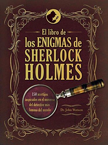 El Libro De Los Enigmas De Sherlock Holmes (OCIO Y ENTRETENIMIENTO)