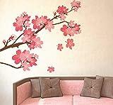 #9: Wallstick ' Cute Pink Flower