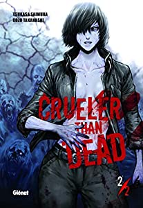 Crueler than Dead Edition simple Tome 2