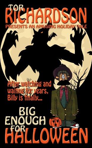 Big Enough for Halloween (English Edition)
