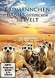 ERDMÄNNCHEN BABIES ENTDECKEN DIE WELT - Neue Abenteuer von Toppi, Felix und Sweety (DVD)