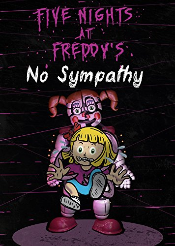 five-nights-at-freddys-no-sympathy-english-edition