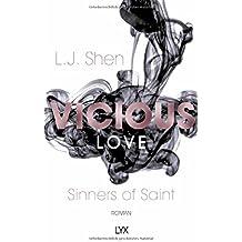 Vicious Love (Sinners of Saint, Band 1)